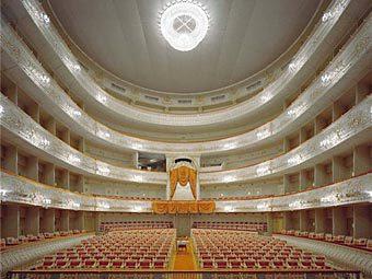 Михайловский театр. Фото с сайта mikhailovsky.ru