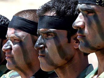 Kurdish separatists.  Archive photo  AFP