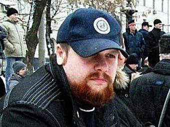 """Дмитрий Демушкин. Фото с личной страницы """"ВКонтакте"""""""