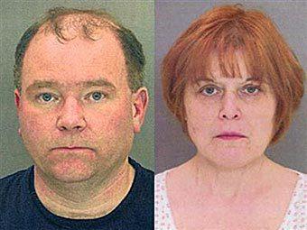 Майкл Джон и Нанетт Луиз Крэйвер. Фото полиции с сайта pennlive.com