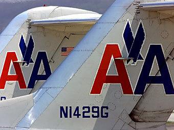 Самолеты авиакомпании American Airlines. Фото ©AFP