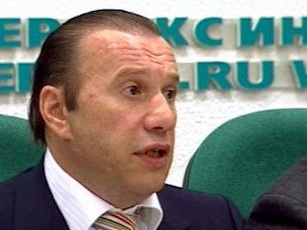 Виктор Батурин. Кадр телеканала НТВ, архив