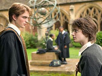 """Кадр из фильма """"Гарри Поттер и кубок огня"""""""