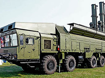 """Береговой ракетный комплекс """"Бастион"""". Фото с сайта anapa-times.ru"""