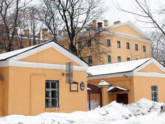 Психиатрическая больница святого Николая Чудотворца. Фото с сайта citywalls.ru
