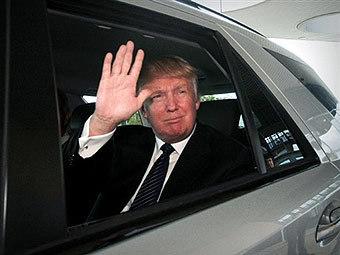 Дональд Трамп. Фото ©AFP
