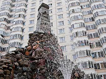 Памятник Ахмату Кадырову в Южном Бутово. Фото с сайта ingush.tv