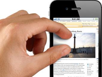 """Apple разрешила Nokia использовать свою фирменную """"прокрутку"""""""