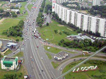 Варшавское шоссе. Фото с сайта wikipedia.org, пользователя Ssr