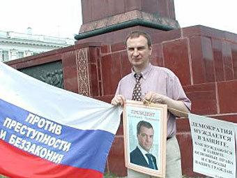 Дмитрий Бердников. Фото с сайта msu.ru
