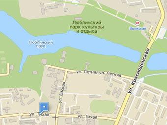 Карта с сайта nakarte.ru