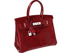Hermes Birkin - официально самая дорогая сумка в мире Аукцион в Далласе...