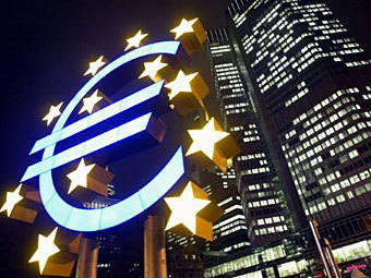 Здание ЕЦБ. Фото ©AFP