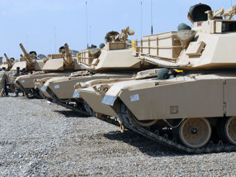 танкове M1A1 Abrams