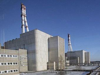 Игналинская АЭС. Фото ©AFP