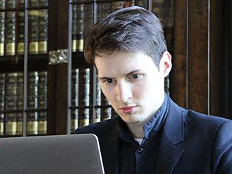 Павел Дуров. Фото с личной страницы на Facebook