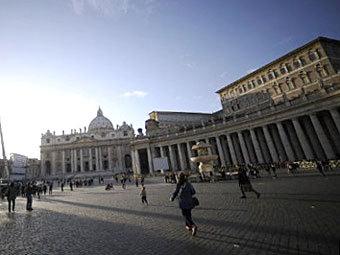 Площадь Святого Петра в Риме. Фото ©AFP
