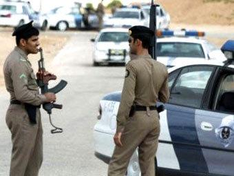 Саудовские полицейские. Фото ©AFP