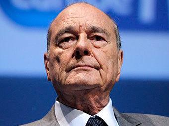 Жак Ширак. Фото ©AFP