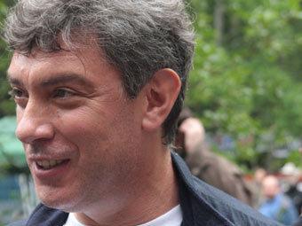"""Борис Немцов. Фото Ильи Азара, """"Лента.Ру"""""""