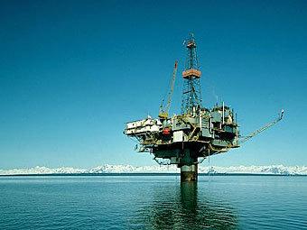 Нефтедобывающая платформа на Аляске. Фото с сайта oilstockinvestment.com