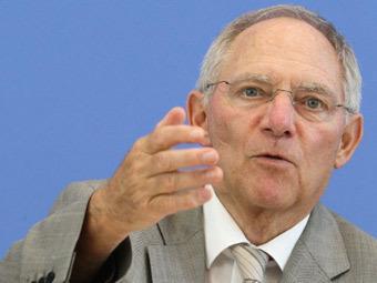 Вольфганг Шойбле. Фото ©AFP