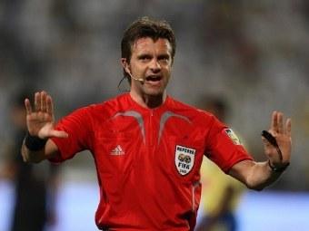 Евро-2012 пройдет без российских судей