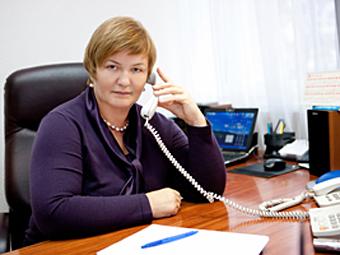 Ирина Наркевич. Фото с сайта prof-press.by
