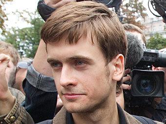 Петр Верзилов. Фото РИА Новости, Илья Питалев
