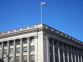 Здание Торговой палаты США. Фото с сайта wikipedia.org, пользователя AgnosticPreachersKid