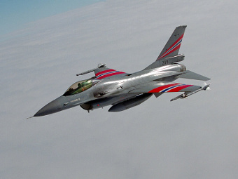 F-16 ВВС Норвегии. Фото с сайта defenseindustrydaily.com