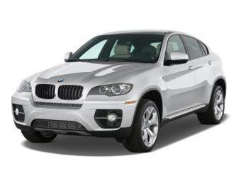 BMW X6. Фото компании BMW