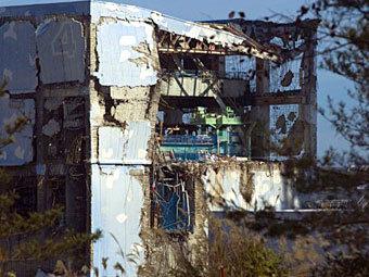 """АЭС """"Фукусима-1"""". Фото ©AFP"""