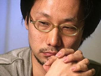 Хидео Кодзима. Фото с сайта nerdreactor.com