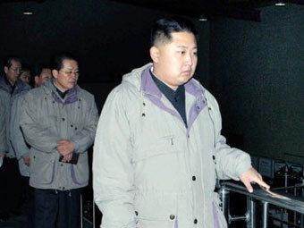 Ким Чон Ын. Фото ©AFP