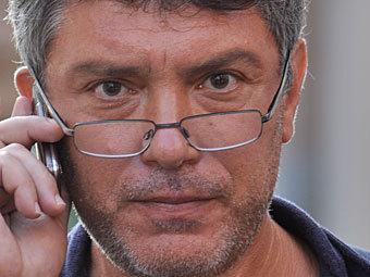 Борис Немцов. Фото ИТАР-ТАСС