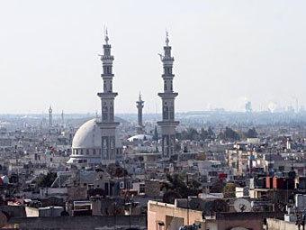 Хомс. Фото ©AFP