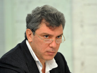Борис Немцов. Фото РИА Новости, Владимир Песня