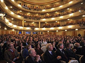 Берлинская опера. Фото ©AFP