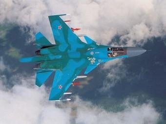 Су-34. Фото с сайта sukhoi.org