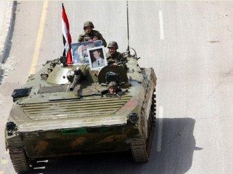 Сирийские военные. Фото ©AFP, архив