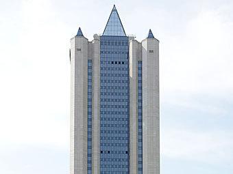 """Офис """"Газпрома"""" в Москве. Фото """"Ленты.ру"""""""