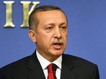 Реджеп Тайип Эрдоган. Фото ©AFP