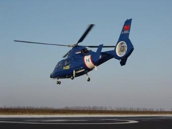 H425. Фото с сайта chinahelicopter.com.cn