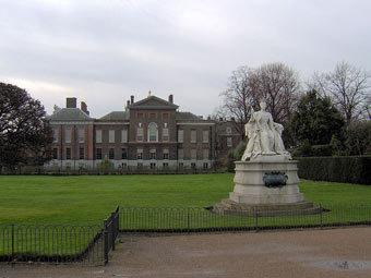 Кенсингтонский дворец. Фото с официального сайта