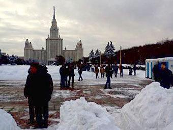 Митинг на Воробьевых горах. Фото @angry_moscovits