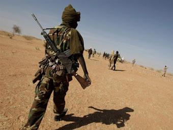 Арабо негритянская война в судане