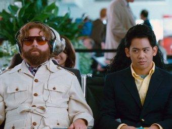 """Кадр из фильма """"Мальчишник 2: Из Вегаса в Бангкок"""""""