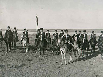 Черкесы в Сирии. Фото с сайта fai.org.ru