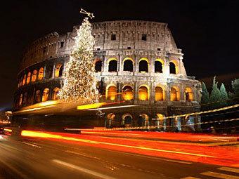 Колизей в Риме. Фото ©AFP
